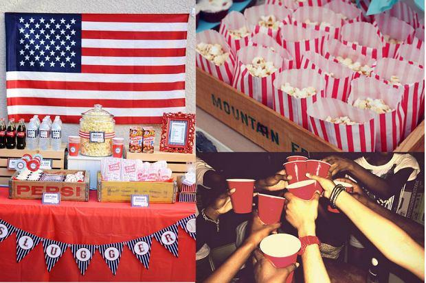 Impreza w stylu amerykańskim - jak ją urządzić?
