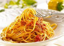 Spaghetti z sardynkami - ugotuj