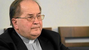 O. Tadeusz Rydzyk, dyrektor Radia Maryja i Telewizji Trwam
