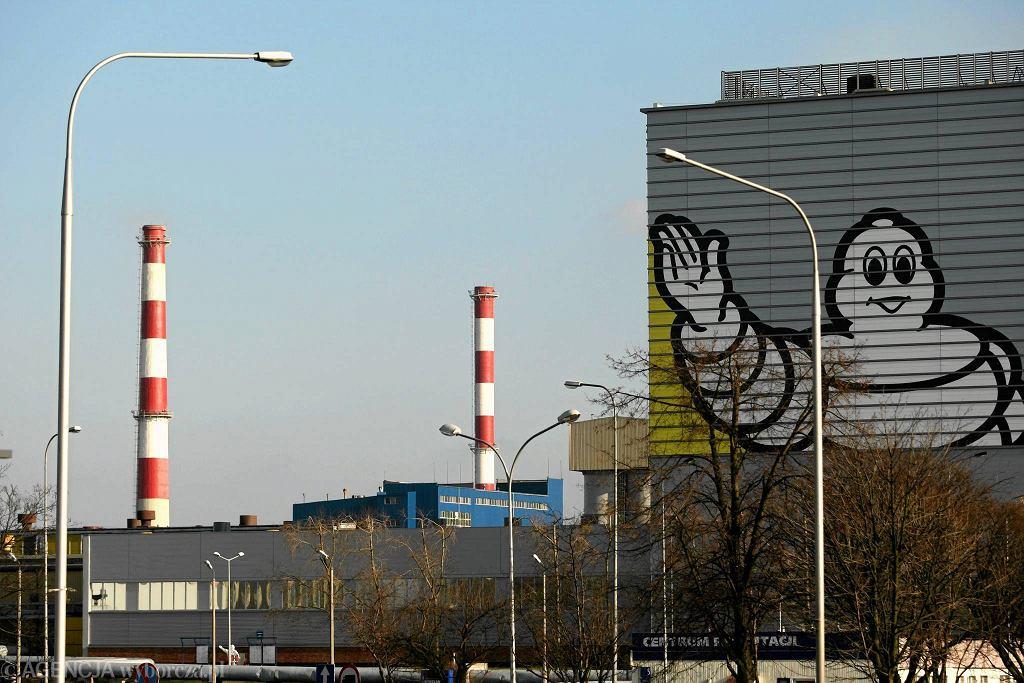 Fabryka Michelin w Olsztynie