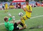 Krajowy finał Coca-Cola Cup z udziałem zespołu Gimnazjum Mistrzostwa Sportowego nr 3 z Poznania