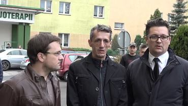 Konferencja z udziałem ojca 21-latka zastrzelonego w Koninie