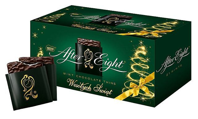 AFTER EIGHT Christmas