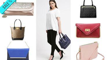 Eleganckie torby z wyprzedaży - ponad 20 modeli na różne okazje