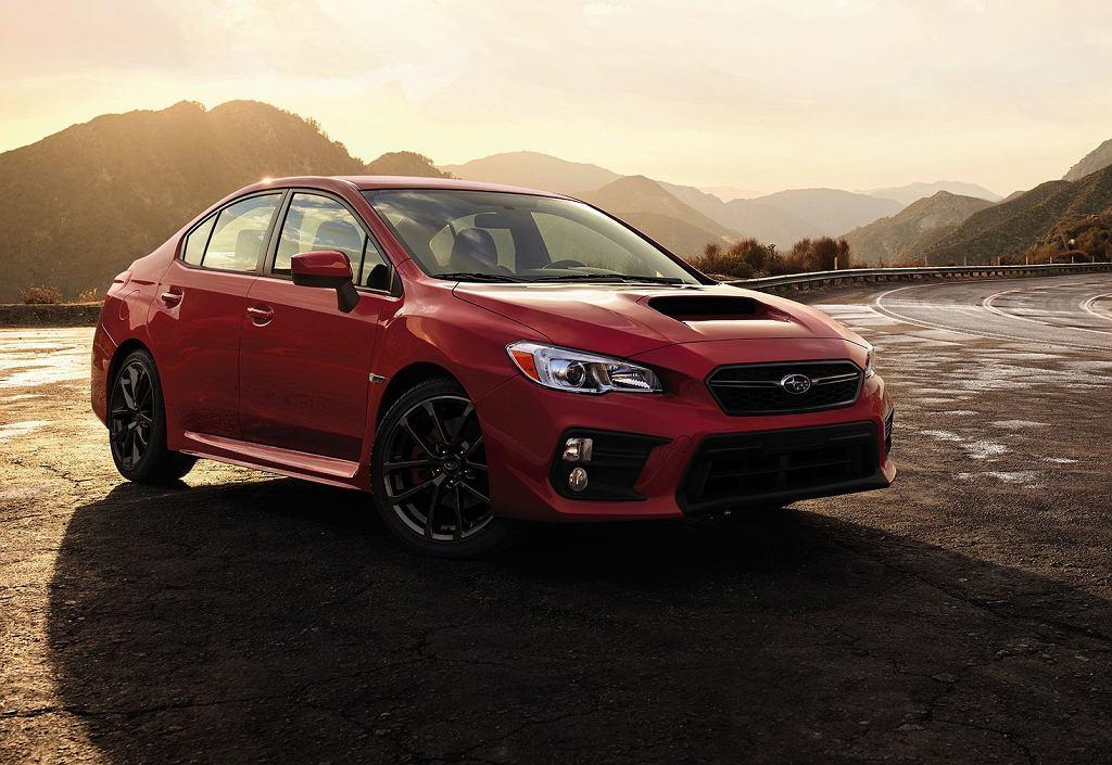 Subaru Impreza WRX 2017