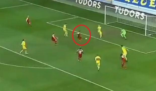Artur Sobiech z kolejnym golem w sezonie! Ale co w tej akcji zrobił Pazdan?! [WIDEO]