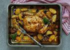Kurczak pieczony - przepis i pomysł na marynatę oraz podanie
