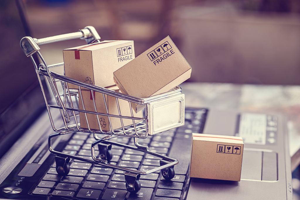 Zakupy przez internet to sposób na oszczędność czasu i pieniędzy.