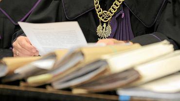 Sędzia (zdjęcie ilustracyjne)