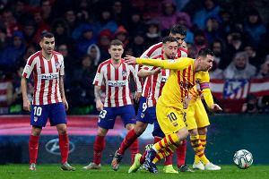 Barcelona wymęczyła zwycięstwo w hicie La Liga! Uratował ją Leo Messi