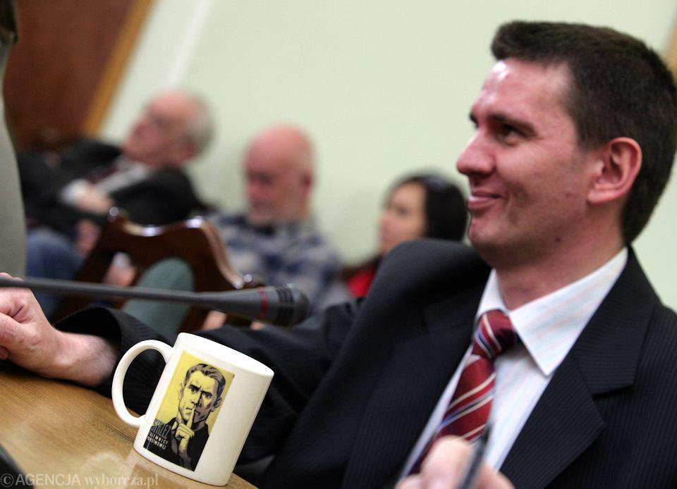 Zdjęcie numer 3 w galerii - Piotr Bączek szefem Służby Kontrwywiadu Wojskowego. Musi więc wrócić sprawa martwej wiewiórki