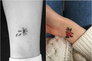 Tatuaże Małe Poradnik Kobiety