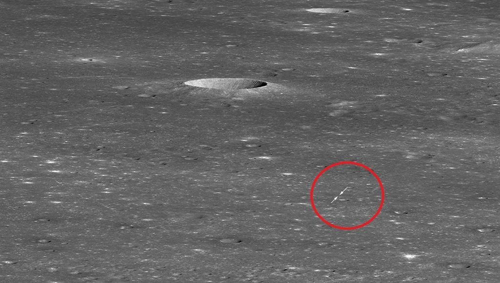 Czy Chińczycy wylądowali w kraterze Von Karmana na Księżycu? NASA postanowiła to sprawdzić