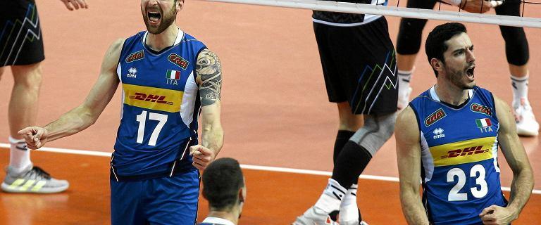 Pięć setów i thriller w finale! Włosi mistrzami Europy!