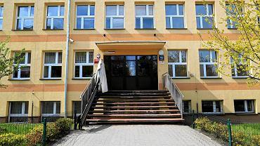 Budynek szkoły przy Smoczej