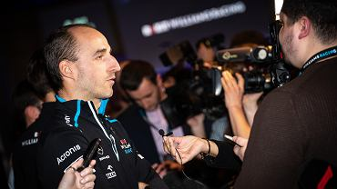 Bolid Williamsa F1. To w nim pojedzie Robert Kubica