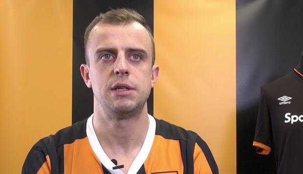 """Kamil Grosicki skomentował transfer do Hull City. """"Po to przyszedłem, żeby poprawić sytuację"""" [WIDEO]"""