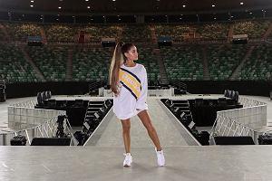 Ariana Grande nową ambasadorką Reebok