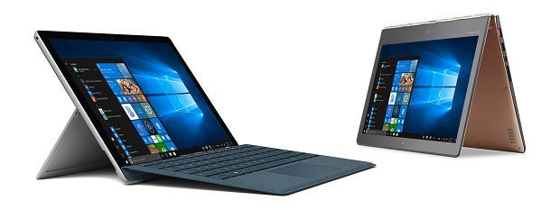 Urządzenia 2in1 Microsoft