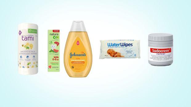 M.in. te produkty znajdziemy w promocji Rossmann 2+2
