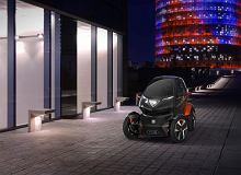 Seat Minimo - mikrosamochód do miasta. Renault Twizy ma konkurencję