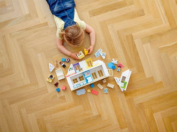 Lego wielofunkcyjny domek