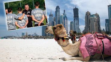 Legia leci do Dubaju