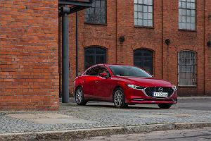 Mazda 3 - podstawowa wersja drożeje, ale ma mocniejszy silnik