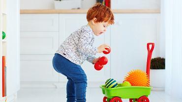 Rozwój sensoryczny dziecka