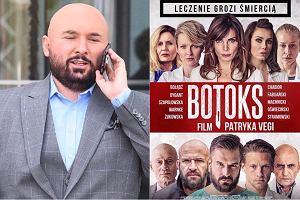Patryk Vega, plakat filmu 'Botoks'