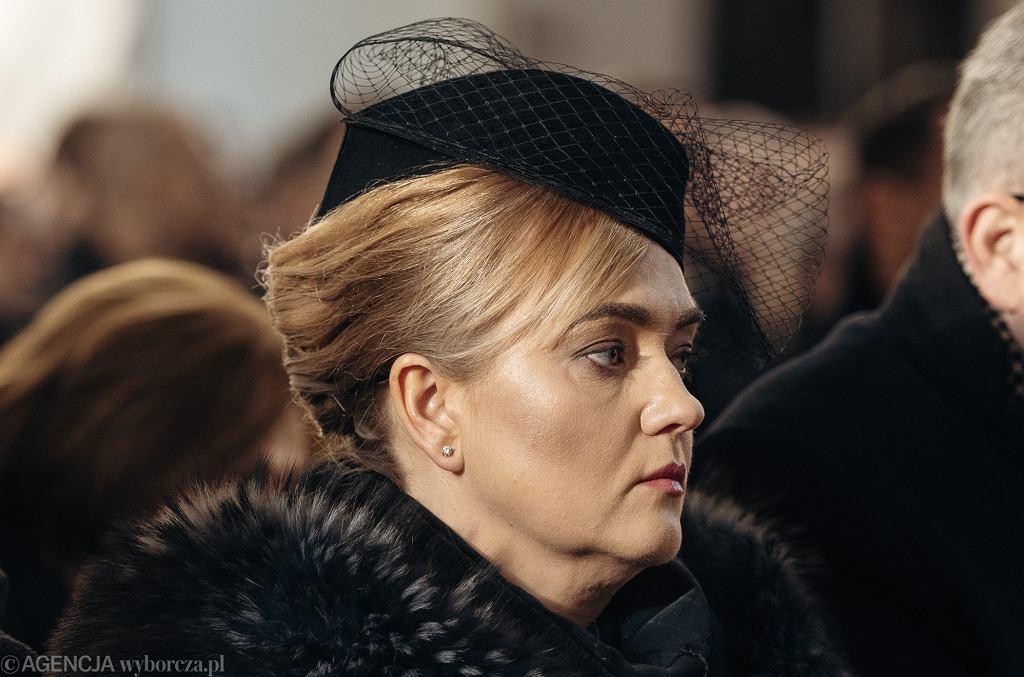 Magdalena Adamowicz wystartuje w wyborach do PE