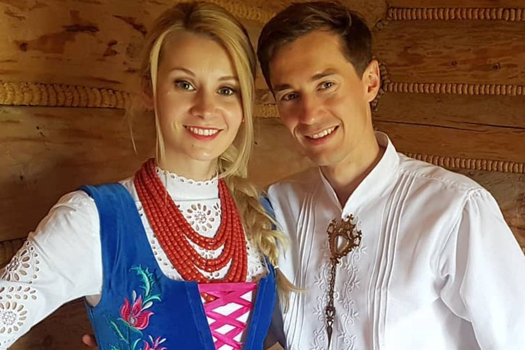 Ewa Stoch, Kamil Stoch