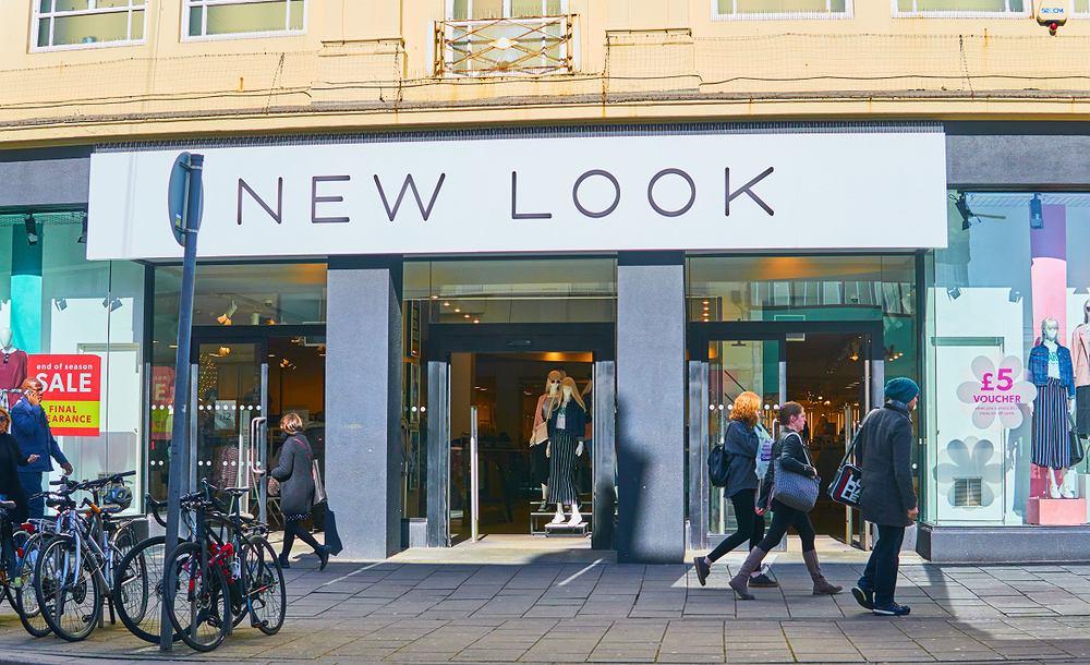 092596d97a4f4 New Look wycofuje się z Polski i zamyka wszystkie sklepy