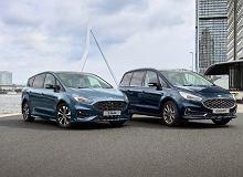 Ford S-Max i Galaxy zostają na rynku jako hybrydy