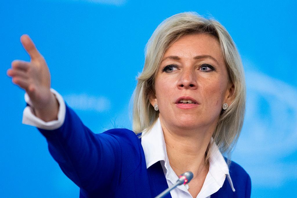 Marija Zacharowa
