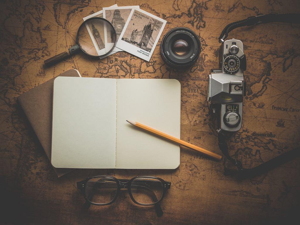 Motyw podróży w literaturze.