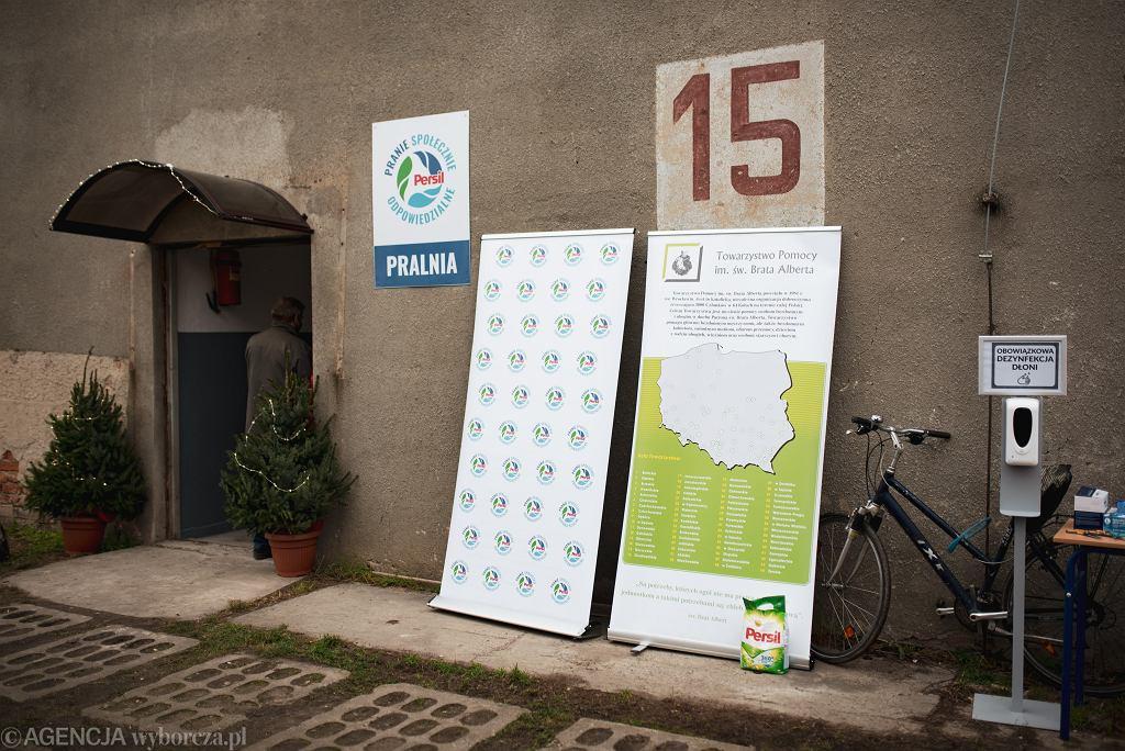 Pierwsza w Polsce Pralnia Społecznie Odpowiedzialna