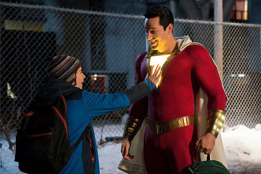 Shazam! / reż. David F. Sandberg, DC Comics (2019)