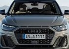 Kandydat w plebiscycie The Best of Moto.pl - Audi A1 z systemem Audi Connect