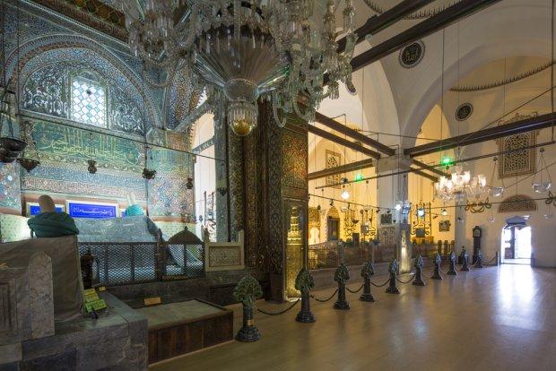 Konya, Muzeum Mevlany
