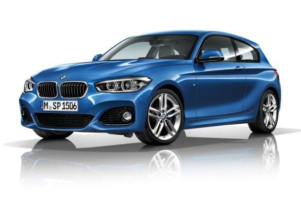 BMW serii 1 M Sport
