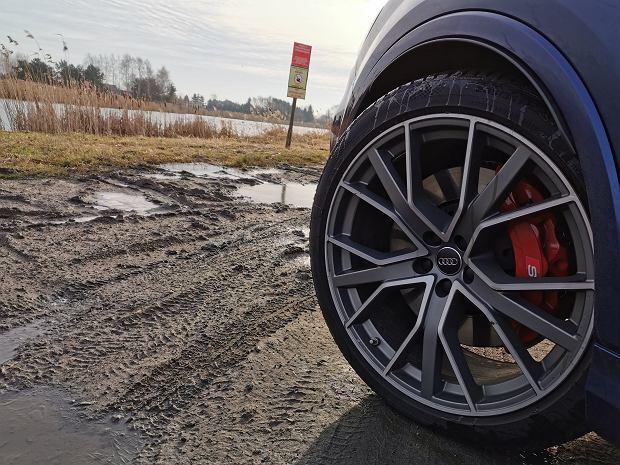 Audi SQ7 quattro