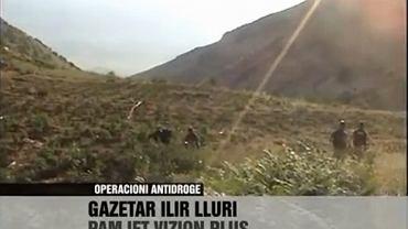 Policyjna akcja w Lazaracie