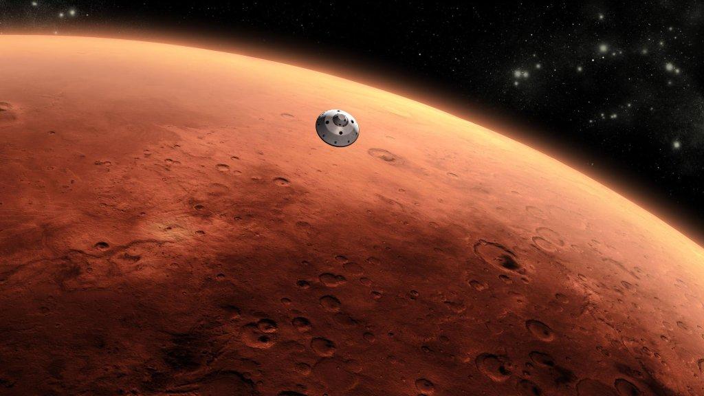 Ludzkość chce podbić Czerwoną Planetę