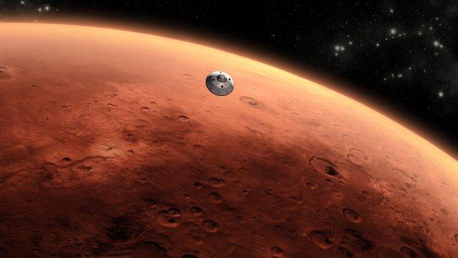 Elon Musk mówi o budowie miasta na Marsie. Będzie potrzebne 1000 lotów i 20 lat