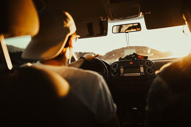 Wyposaż samochód na wakacje