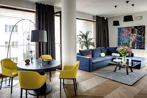 Elegancka aranżacja mieszkania zainspirowana Madrytem