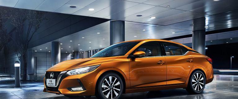 Nowy Nissan Sylphy - w świecie SUV-ów wciąż jest miejsce na klasyczne sedany