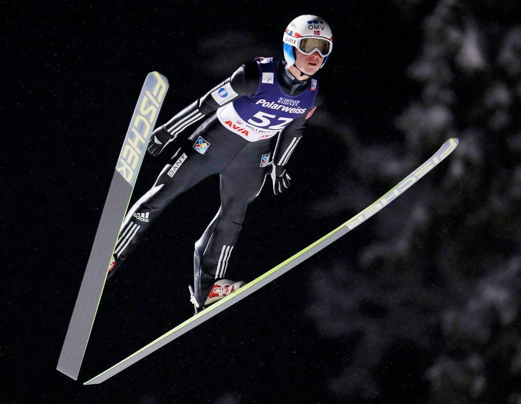 Rune Velta, sensacyjny mistrz świata z Falun