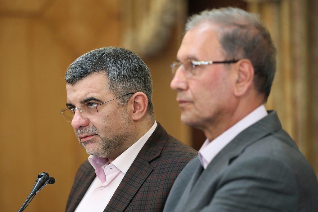 Iran Virus Outbreak Mideast